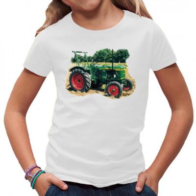 Traktor D25 Oldtimer