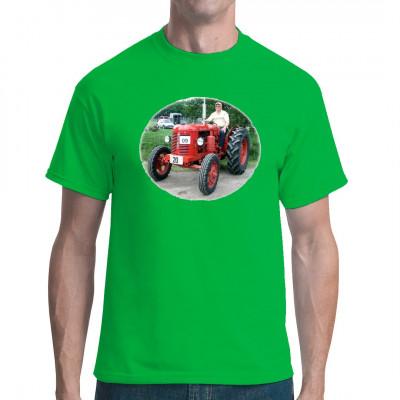 Traktor David Brown 990