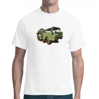 LKW Tatra 813 Armee-Oliv
