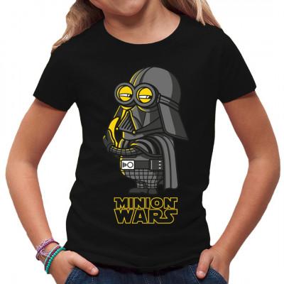 Minion Wars - Vader Karikatur
