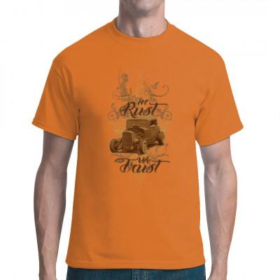 Hot Rod -  In Rust We Trust