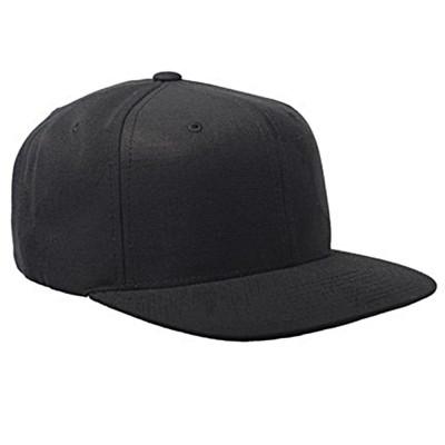 Unicolor Snapback Cap