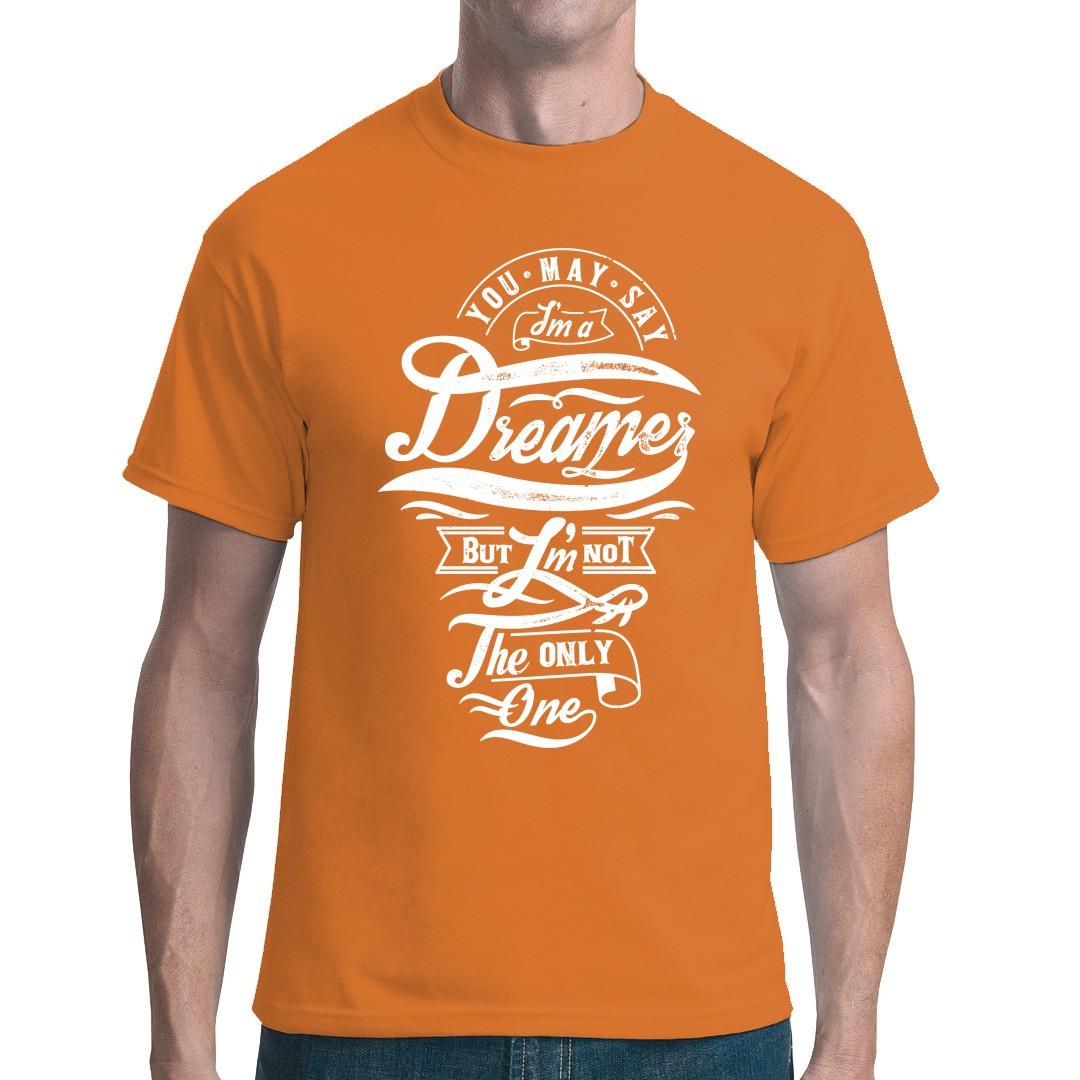 Shirt The Only Dreamer T Shirt Selbst Gestalten