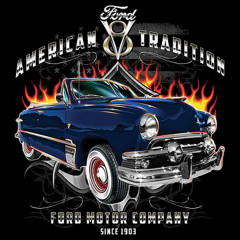 Hot Rod: Ford V8 - American Tradition