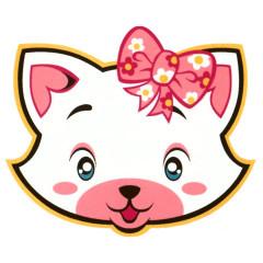 Sweet Comic Kitty
