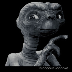 Außerirdischer nach Hause telefonieren
