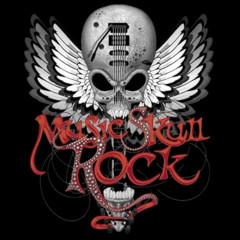 Music Skull Rock