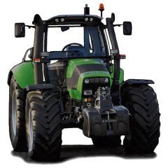 Traktor: Fahr 6120.4