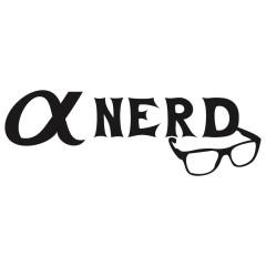 Motiv: Alpha-Nerd mit Brille