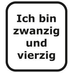 Im-Shirt.de /// 60 Jahre - Alter/Geburtstag - Lustig & Fun ...