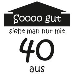 40 Jahre - So gut