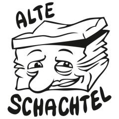 Geburtstag: Alte Schachtel