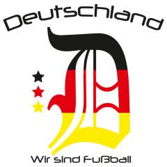 Deutschland Wir sind Fußball