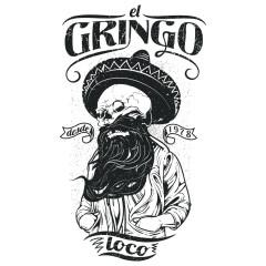 Gringo Loco Skull