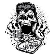 Skull Las Vegas