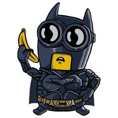 Ba-Nana-nana - Bat-Minion!
