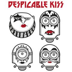 Despicable Kiss