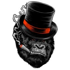 Like A Boss Gorilla
