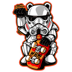Maneki Trooper