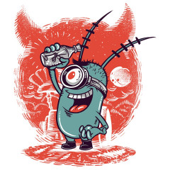 Plankton Minion