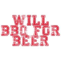 Grillabend mit Bier - Will BBQ 4 Beer