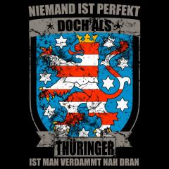 Perfekter Thüringer Wappen
