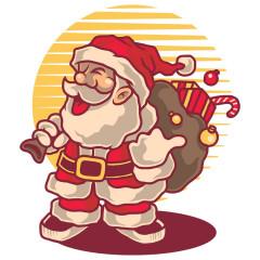Ho Ho Ho - Santa Claus