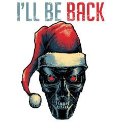 Robo-Santa - I'll be back!