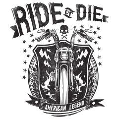 Ride Or Die Biker