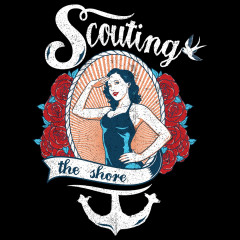 Sailor Pin-Up: Scouting the shore