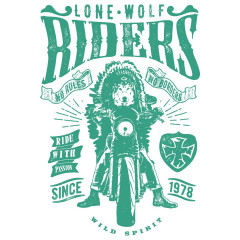 Lone Wolf Riders
