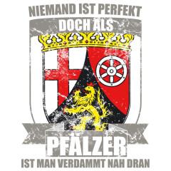 Perfekter Pfälzer Wappen