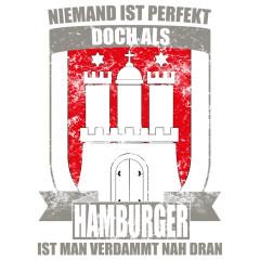 Wappen Perfekter Hamburger