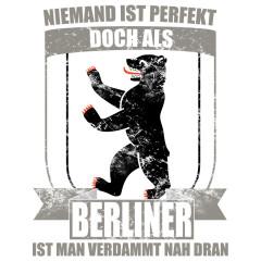 Perfekter Berliner