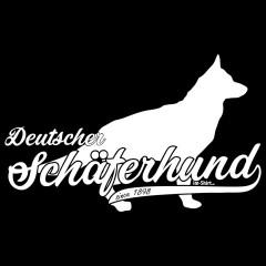 Rassehund: Deutscher Schäferhund (weiß)