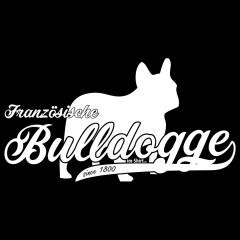 Hunde Motiv: Französische Bulldogge (weiß)