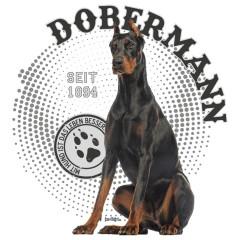 Hunde Motiv: Dobermann Foto Spots