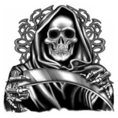 Grip Reaper mit Ärmeldruck