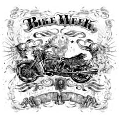 Bike Week - Gothic Chopper