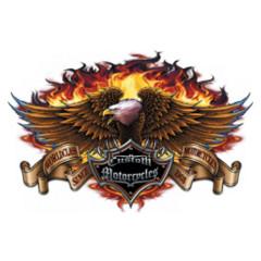 Custom Motorcycle - Adler