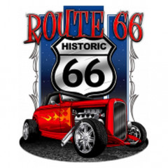 Rockabilly 66 - historic route shield