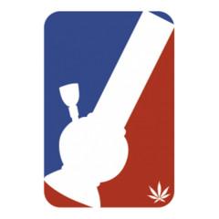 Kiffer-Motiv: Major League Bongsmoking