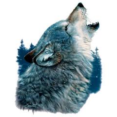 Ascending Song - Heulender Wolf