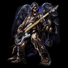 Rockender Todesengel