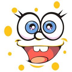 Bob the Sponge Face