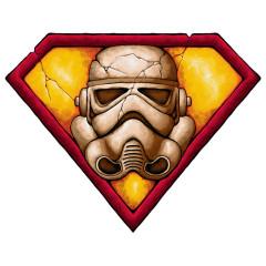 Super Stormtrooper Shirt S-3XL