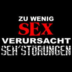 Sex Sehstörung