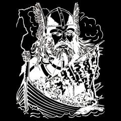 Wikinger Drachenboot