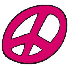 Peace - Friedenszeichen