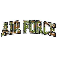 Air Force Schriftzug